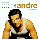 Copertina di album per The Very Best of Peter Andre: the Hits Collection