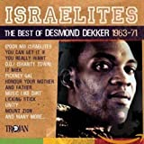 Album cover for Israelites: The Best of Desmond Dekker