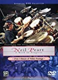 Neil Peart - A Work in Progress - movie DVD cover picture
