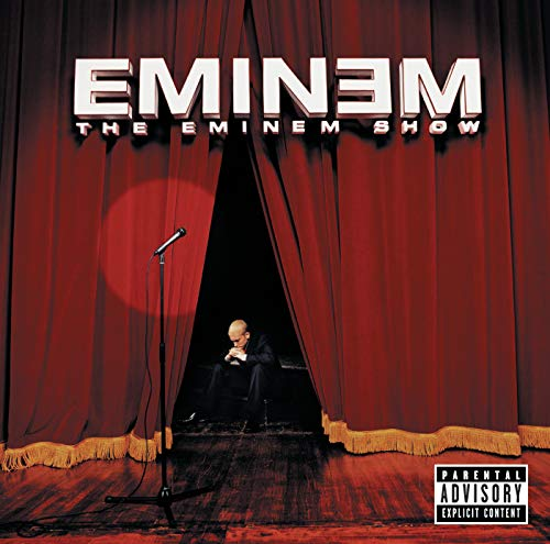 Original album cover of The Eminem Show by Eminem