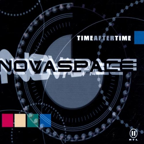 CD-Cover: Novaspace - Supernova