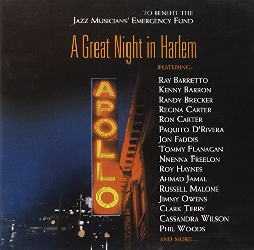 Various Artists: A Great Night In Harlem