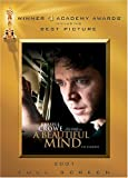 A Beautiful Mind (Full Screen Awards Edition) - movie DVD cover picture