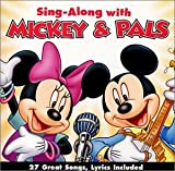 Cover de Sing-Along with Mickey and Pals
