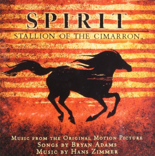 Pochette de l'album pour Spirit: Stallion Of The Cimerron