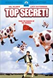 Top Secret! - movie DVD cover picture