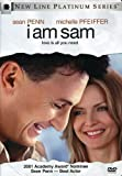 I Am Sam - movie DVD cover picture