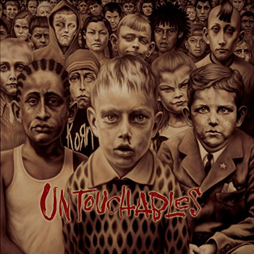 Untouchables by Korn album cover