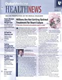 HealthNews [MAGAZINE SUBSCRIPTION]