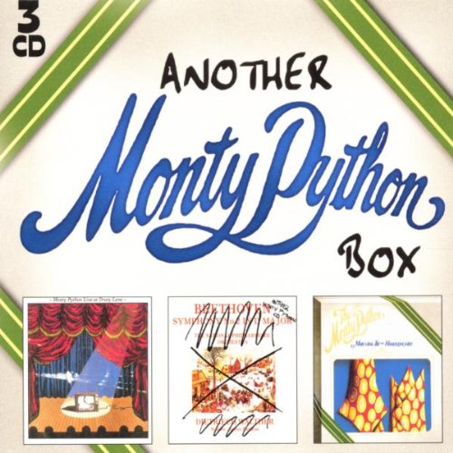 Another Monty Python Box