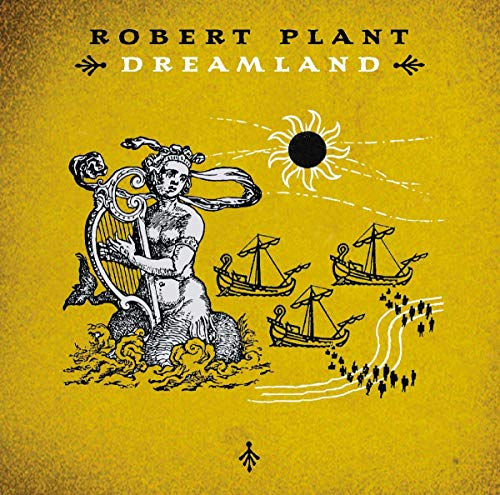 Robert Plant - Funny In My Mind (I Believe I