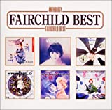 Pochette de l'album pour Anthology FAIRCHILD best
