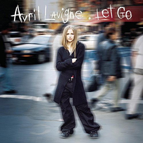 Original album cover of Let Go by Avril Lavigne
