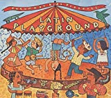 Copertina di album per Latin Playground
