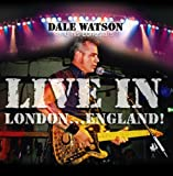 Capa do lbum Live in London...England!