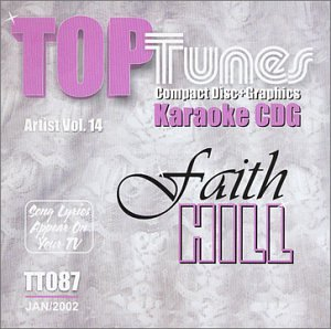 Faith Hill - Top Tunes Karaoke - Zortam Music