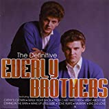 Capa de The Definitive Everly Brothers: A Career Spanning Retrospective