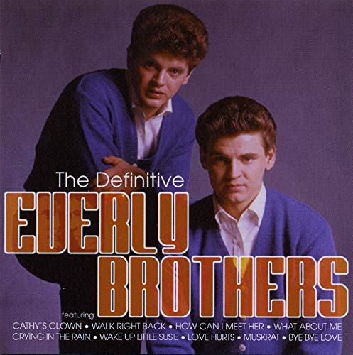 Everly Brothers - The Definitive Everly Brothers - Zortam Music