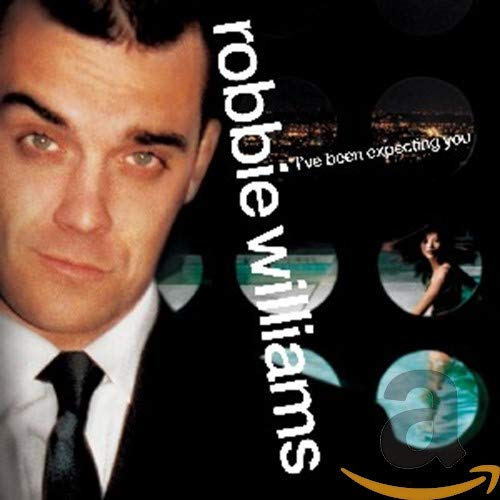Original album cover of I've Been Expecting You by Robbie Williams