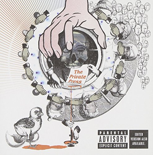 DJ Shadow - The Private Press (Advance) - Zortam Music