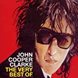 Skivomslag för World of Mouth: Very Best of John Cooper Clarke