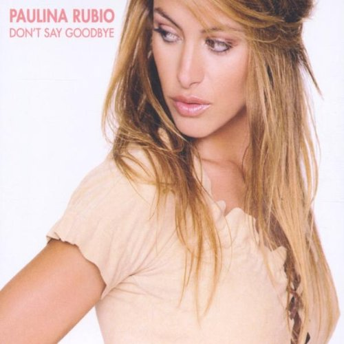 paulina rubio album cover