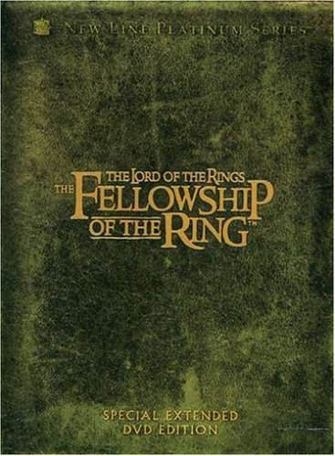 The Lord of the Rings: The Fellowship of the Ring Four-Disc Special Extended Edition