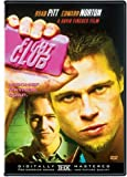 Fight Club (Single Disc Edition) - movie DVD cover picture