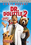 Dr. Dolittle 2 (Full Screen Edition) - movie DVD cover picture