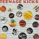 Pochette de l'album pour Teenage Kicks (disc 2)