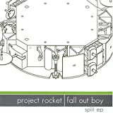 Cubierta del álbum de Project Rocket/Fall Out Boy