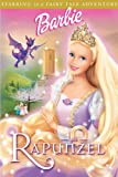 Barbie as Rapunzel - movie DVD cover picture