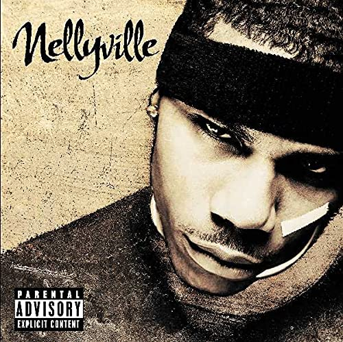 Original album cover of Nellyville by Nelly