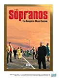 The Sopranos - The Complete Third Season - movie DVD cover picture