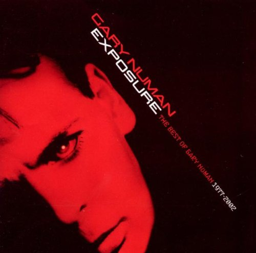 Original album cover of Exposure: The Best of Gary Numan 1977-2002 by Gary Numan