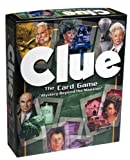 Clue - The Card Game Mystery Beyond The Mansion by  Winning Moves 