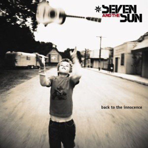"Seven & The Sun - ""Walk With Me"" from the LP 'Back To The Innocence'"