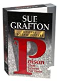 Sue Grafton 1000-piece Classic Mystery Puzzle by  University Games