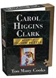 Carol Higgins Clark 1000-piece Classic Mystery Puzzle by  University Games 