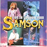 Albumcover für Live in London 2000