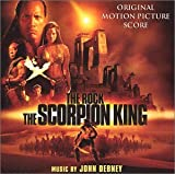 Album cover for The Scorpion King (Score)