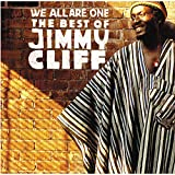 Album cover for We Are All One: The Best of Jimmy Cliff