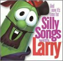 Capa do álbum Silly Songs With Larry
