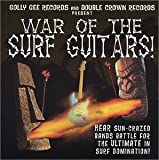 Copertina di album per War of the Surf Guitars
