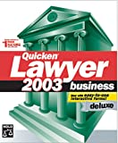 Quicken Lawyer 2003 Business Deluxe image