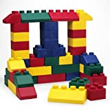 Edushape Jumbo 50-pc. Edu-Blocks Set