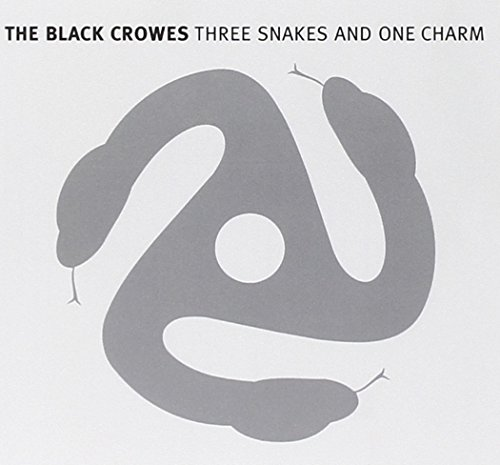 Original album cover of Three Snakes & One Charm by Black Crowes