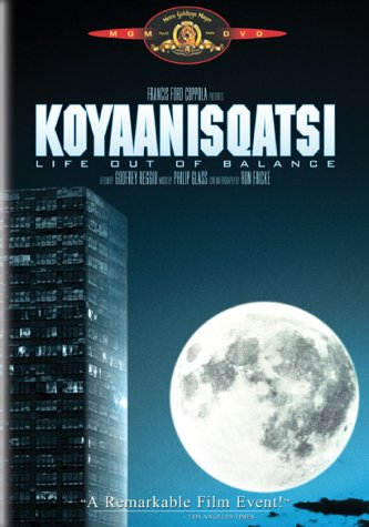 Koyaanisqatsi Life Out of Balance / Койянискаци (1983)
