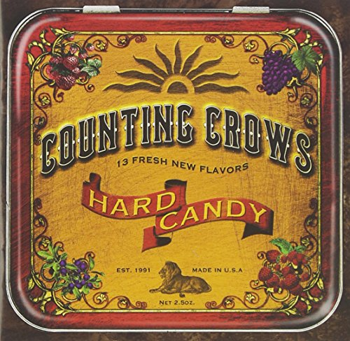 CD-Cover: Counting Crows - Hard Candy