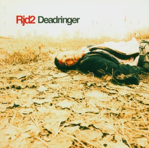 Album cover for Dead Ringer